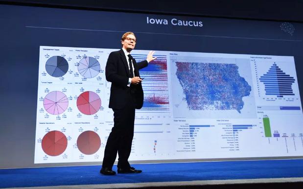 Cambridge Analytica voter data