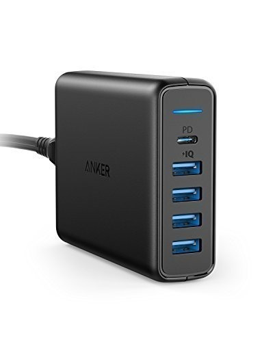 Anker's 5-port charger. Have you gathered that we rate Anker?