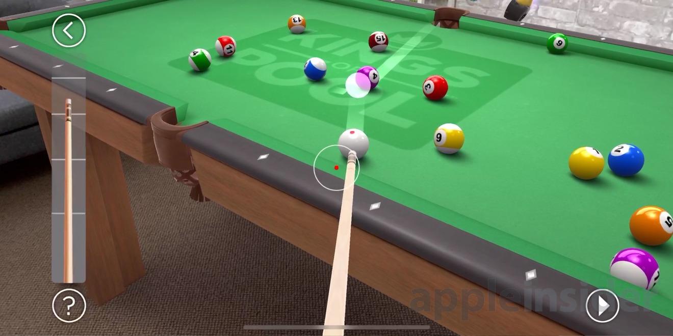 Kings of Pool, iOS