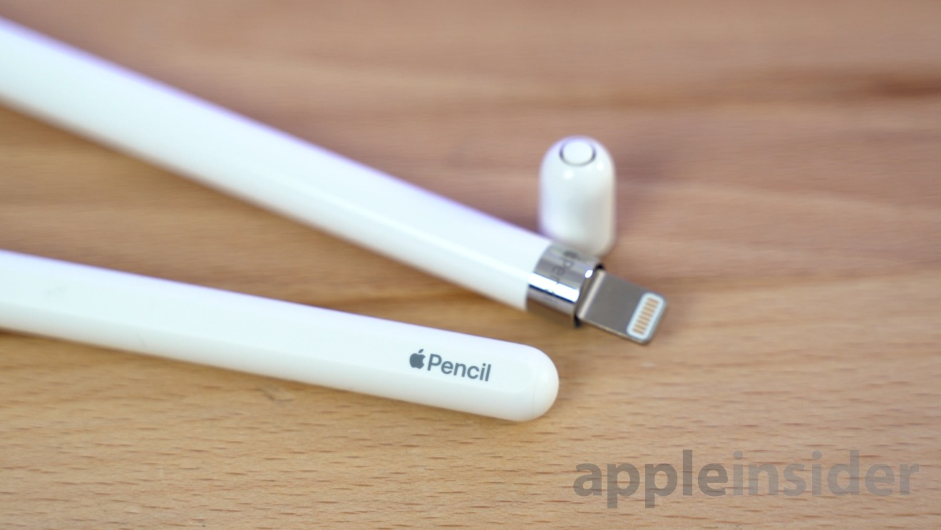 Say goodbye to the Lightning connector in the new Apple Pencil