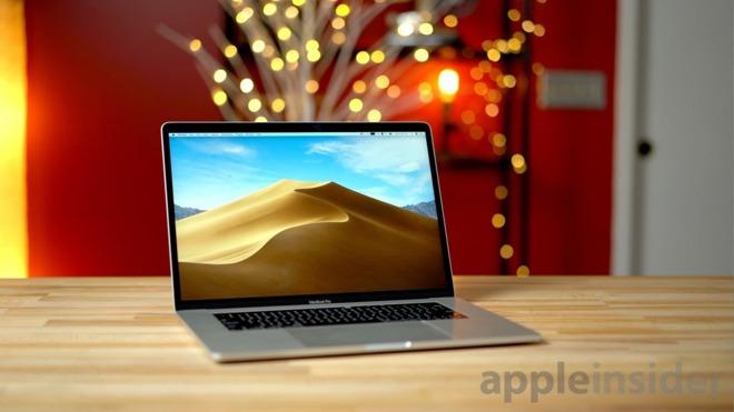 2018 i7 Vega 20 MacBook Pro