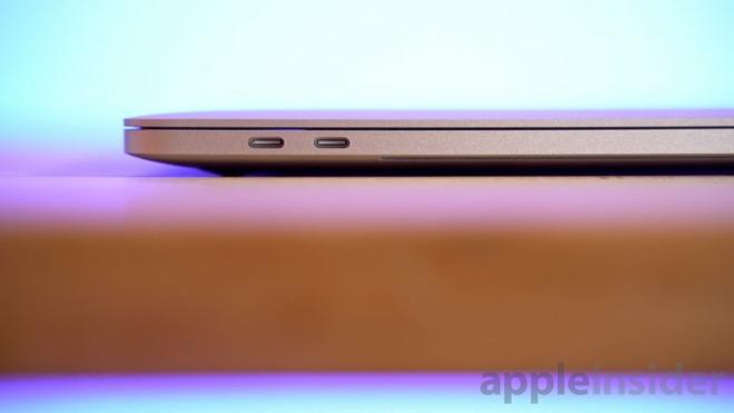 2018 Vega 20 MacBook Pro