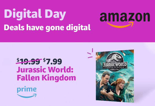 Amazon's Digital Day deals deliver up to 80% off books, up to 40