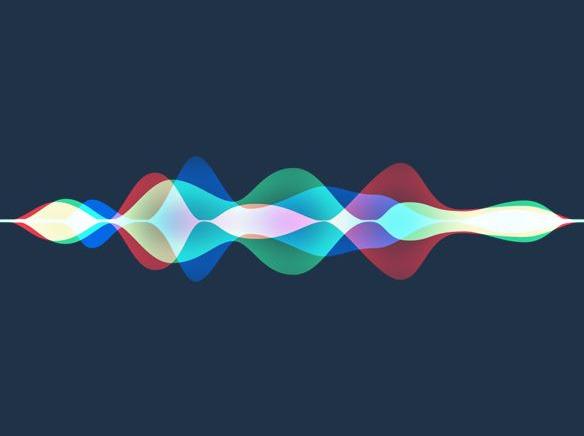 Siri waveform