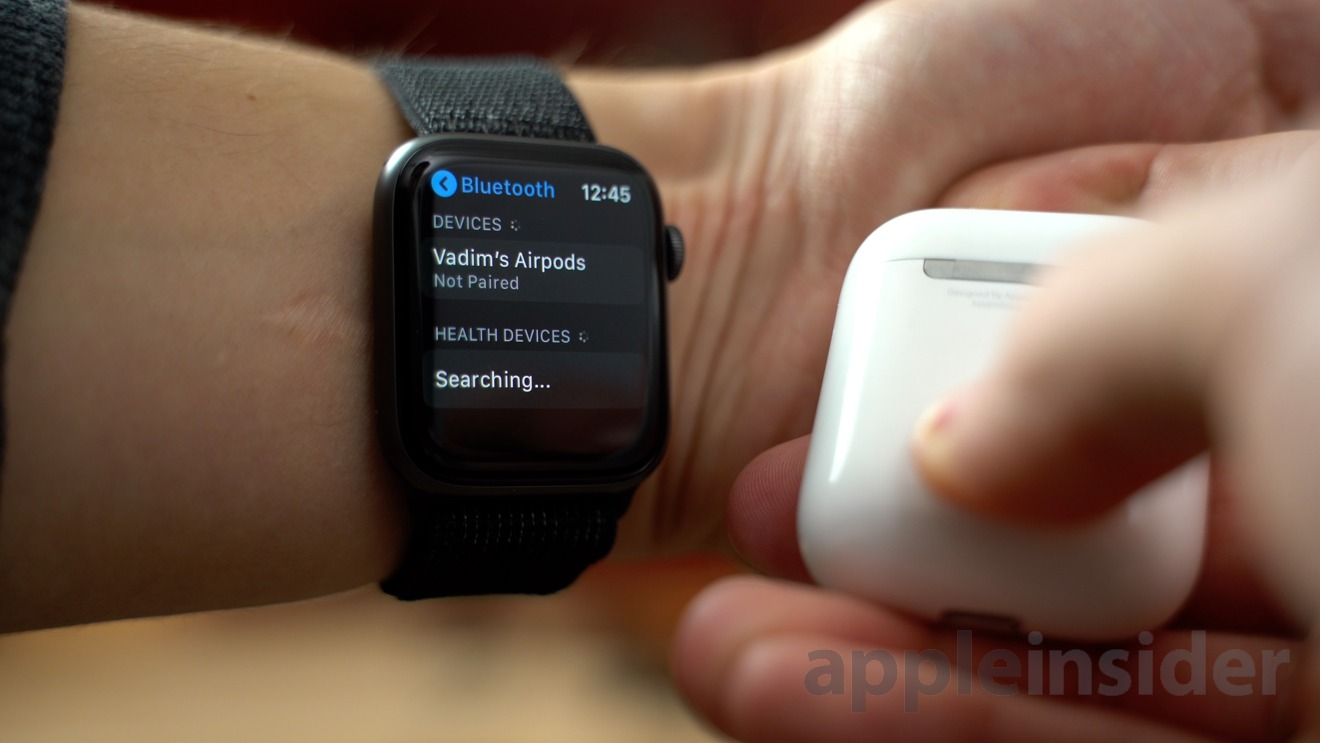 Better Together Why Apple Watch Owners Should Buy Airpods Appleinsider