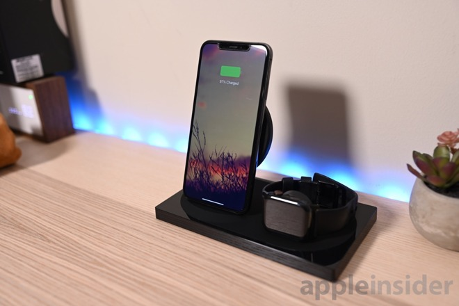 Belkin BoostUp Special Edition wireless charging dock
