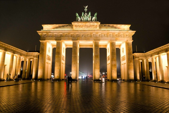 Berlin's Brandenburger Tor