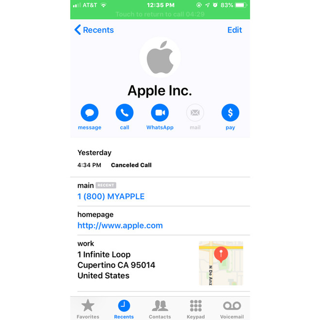 New phishing scam masquerades as Apple support call