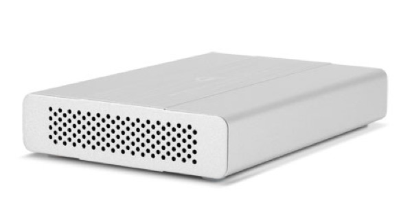 OWC Mercury Elite Pro USB-C enclosure