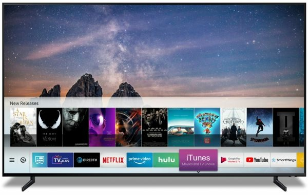 iTunes & AirPlay 2 coming to Samsung's 2018 and 2019 Smart