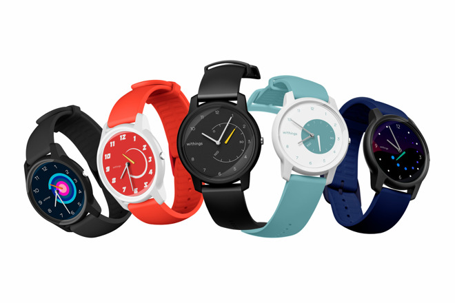 Withings Move fitness trackers