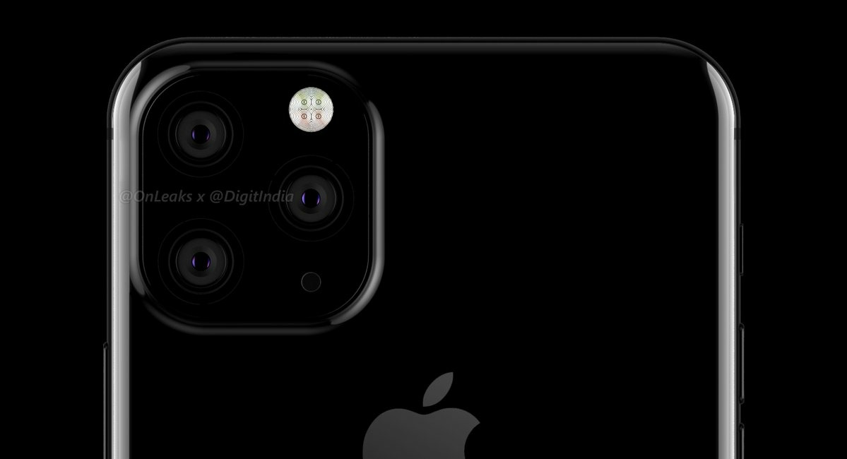2019 iPhone render