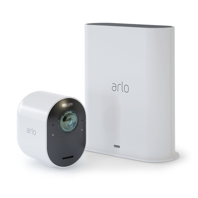 Arlo Ultra and SmartHub