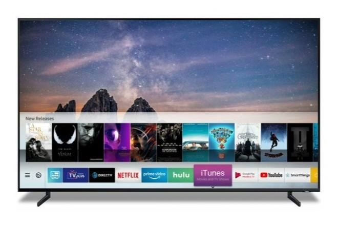 Adding iTunes to Samsung TV is a great move in Apple's long game