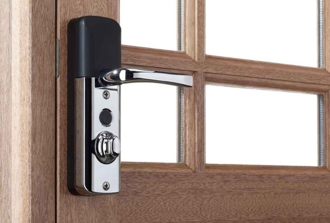 Mighton Avia HomeKit-compatible smart lock