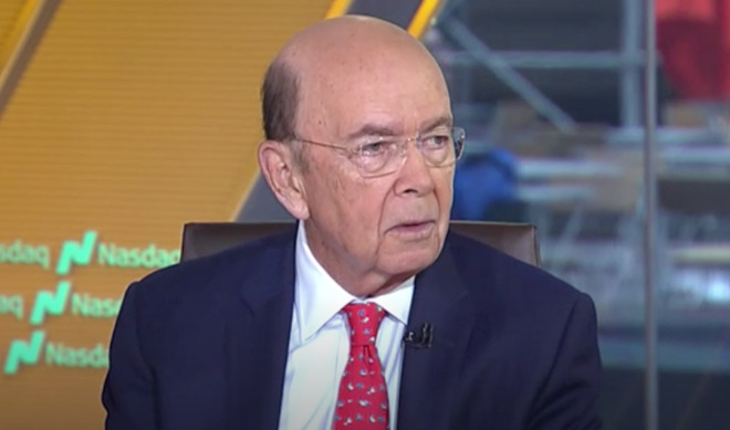 Commerce Secretary Wilbur Ross (via CNBC)
