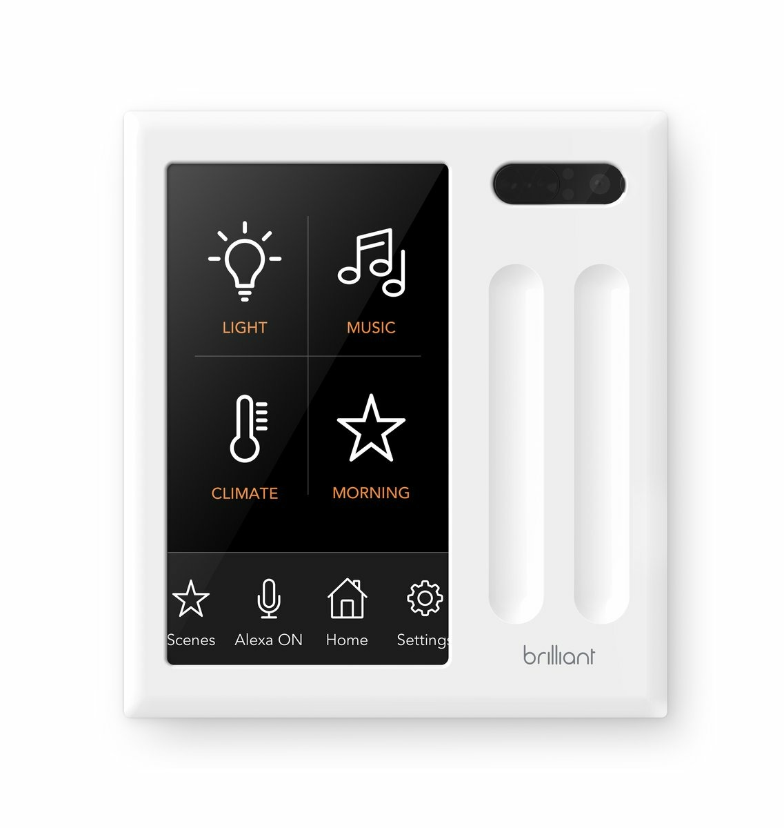 Homekit Is Coming To Brilliant S 299 Wall Mounted