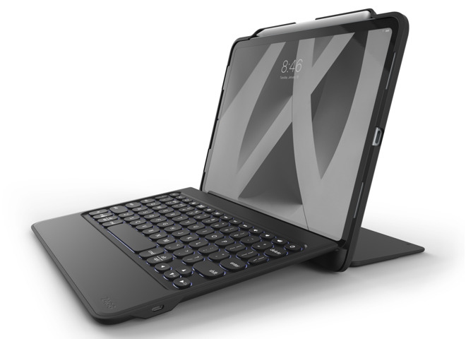 Zagg Rugged Book Go for the 11-inch iPad