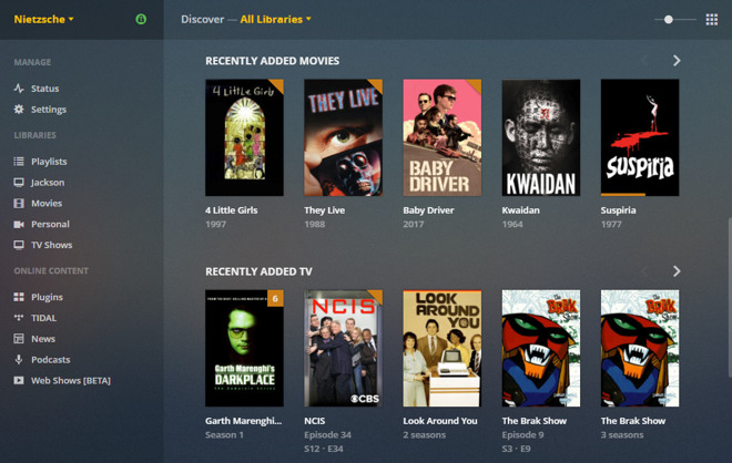 Plex may take on Roku, Amazon, Apple & others with ad