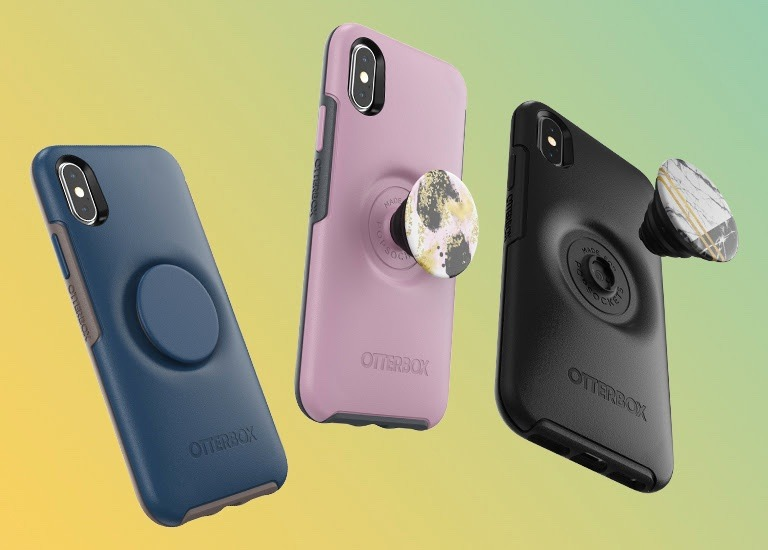Otterbox And Popsockets Collaborate On Iphone Case