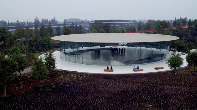 Apple to hold annual annual shareholders meeting on March 1 at Steve Jobs Theater