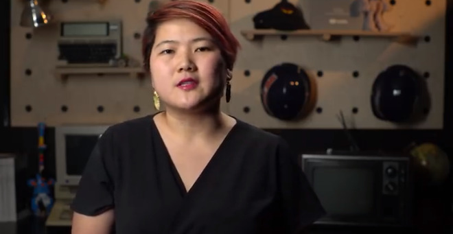 The Verge's Angela Chen