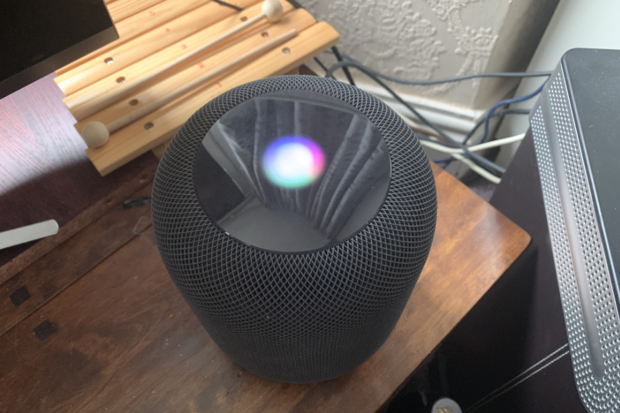 Apple HomePod - cover