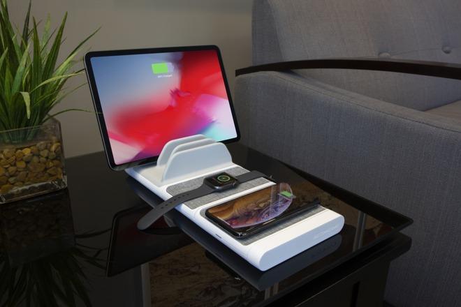 Scosche BaseLynx modular charging system