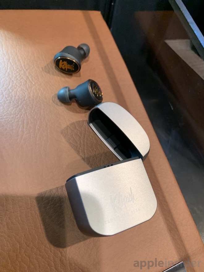 Klipsch T5 truly wireless earbuds