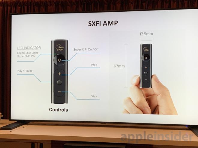 Super X-Fi slide