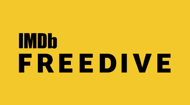 Logo for IMDB Freedive