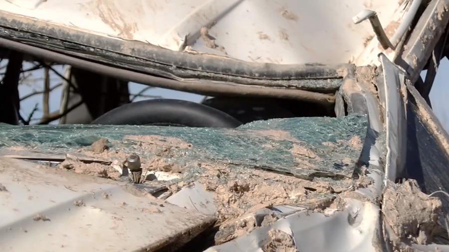 Nevada man thanks Siri for surviving serious Jeep crash