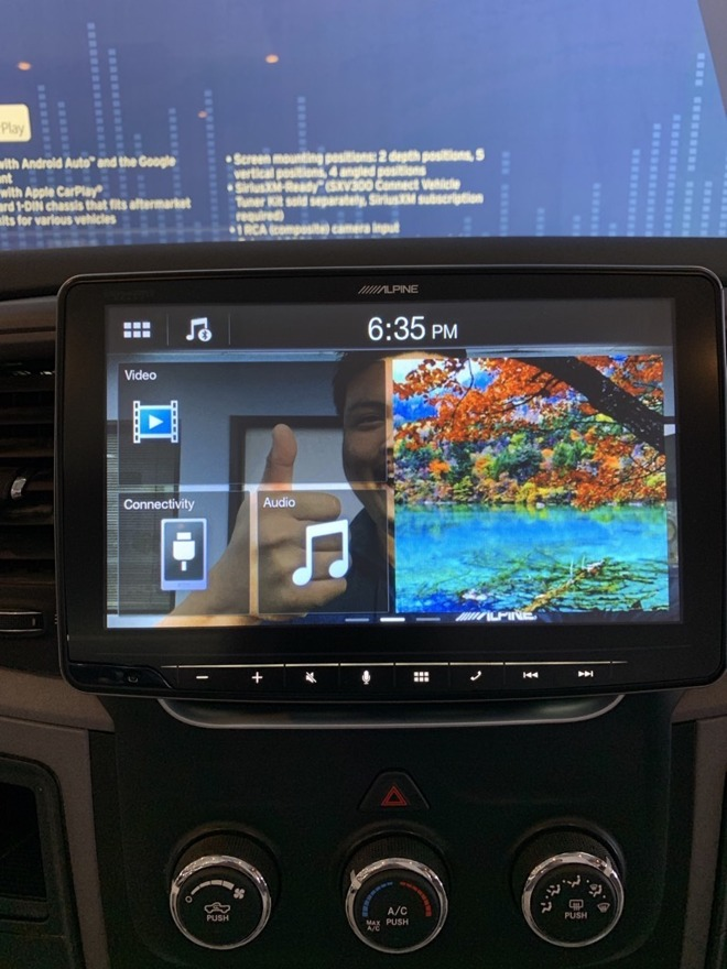 alpine ilx-f259 carplay