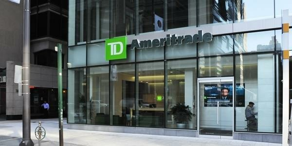TD Ameritrade branch in Philadelphia, PA