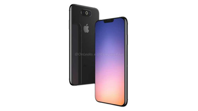 2019 iPhone render
