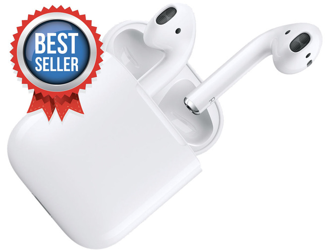 Apple AirPods in stock now