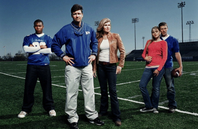 'Friday Night Lights,' one of the shows that lists Jason Katims as an executive producer