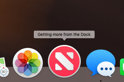 How to get more from Mojave's updated Dock or learn how to replace