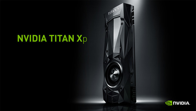 Nvidia Titan Xp for a PCI-E Mac Pro, supported through High Sierra