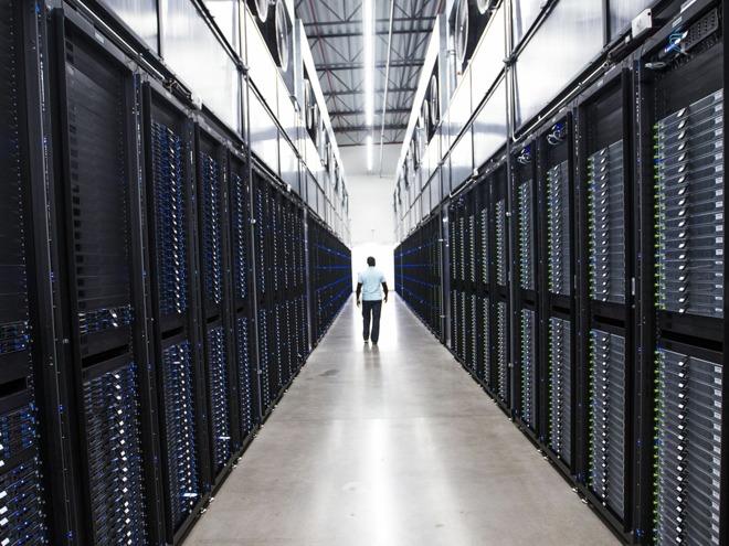 Apple's Mesa data center