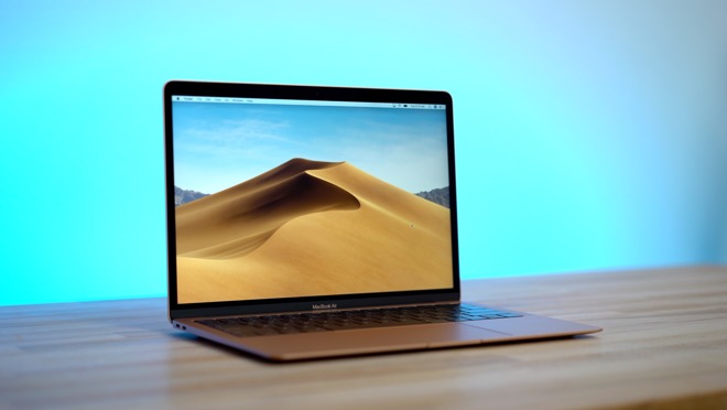 The Top Seven Macbook Air Features That Make The 2018 Model Great