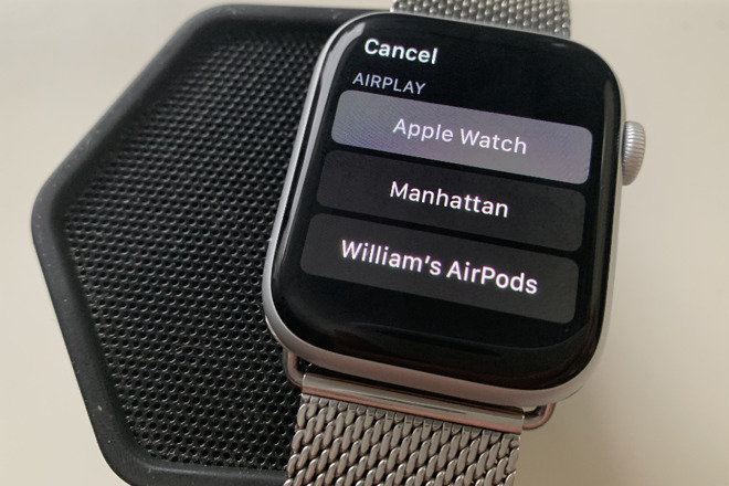How to transfer music from spotify to apple watch