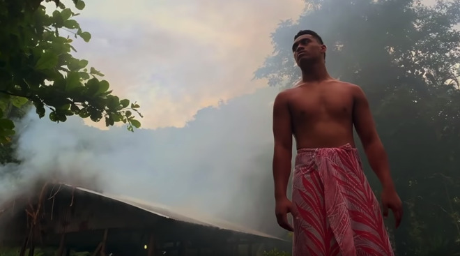 Shot on iPhone American Samoa
