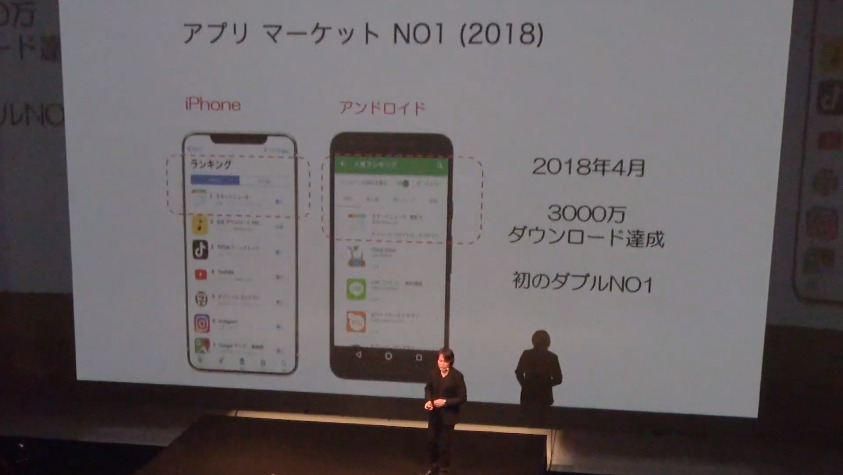 Frame from a 2018 official presentation by Japan Display Inc