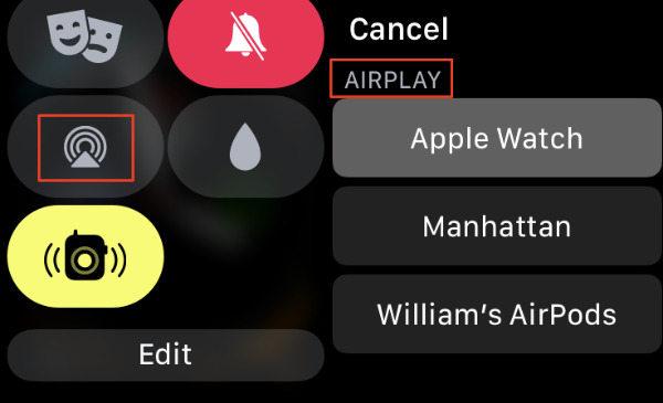 That's 'AirPlay' pronounced 'Bluetooth'