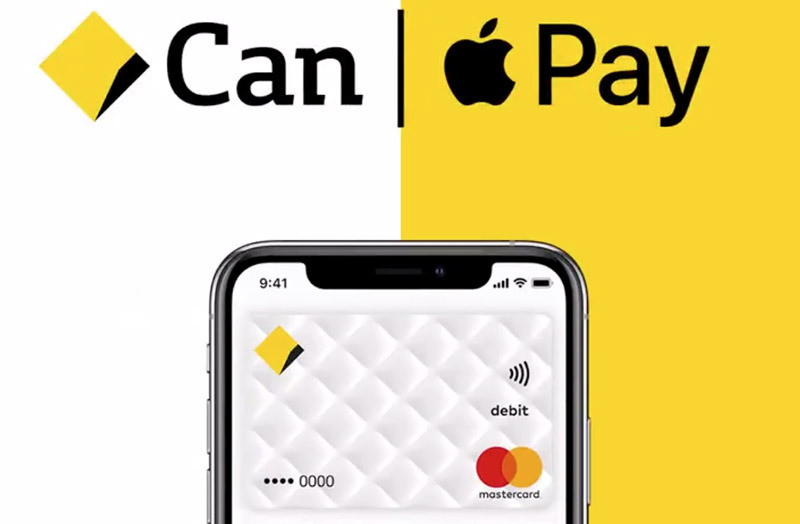 Australia's largest bank rolls out support for Apple Pay