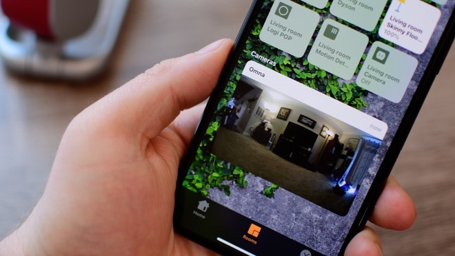 HomeKit enables users to control multiple devices from their iPhone or iPad