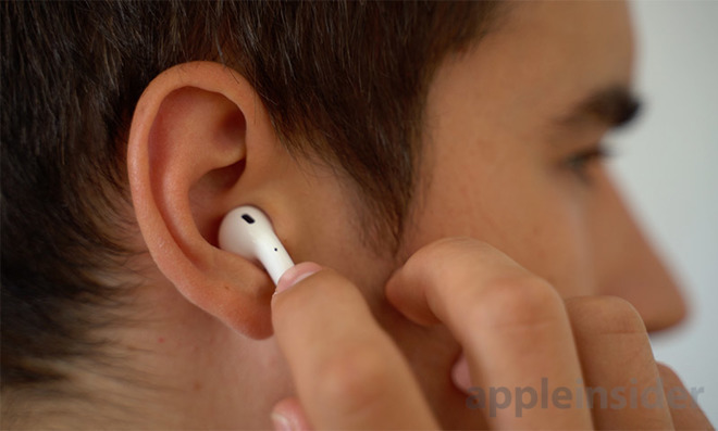Apple's AirPods