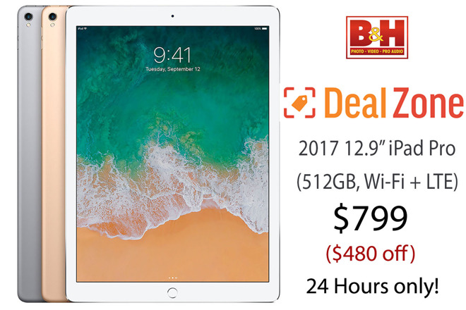 Apple iPad Pro Deal Zone