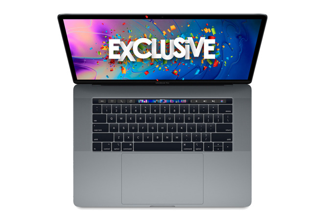 Apple Insider 2018 15 inch MacBook Pro exclusive deals